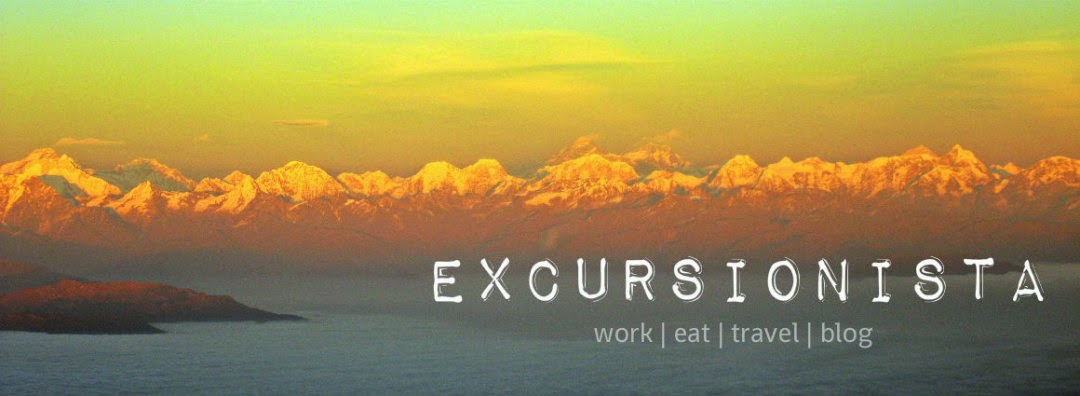 excursionista | work. eat. travel. blog.