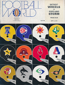 The WFL Scrapbook