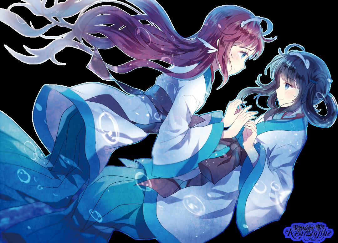rENDER Manaka x Miuna+Nagi no Asukara