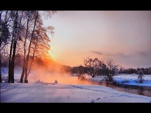 ~ WINTER SUNSET ~