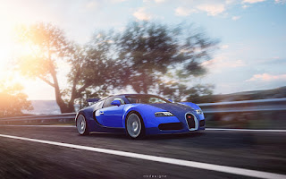Bugatti Car Wallpaper