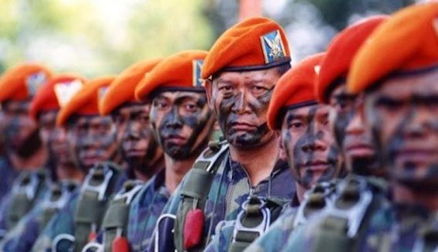 4 Fakta Membanggakan Paskhas, Pasukan Elit Udara Indonesia Yang Menggungcang Dunia