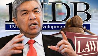 Desakan percepat siasatan 1MDB tidak seharusnya berlaku – Zahid