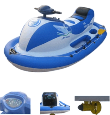 Scooter Boat