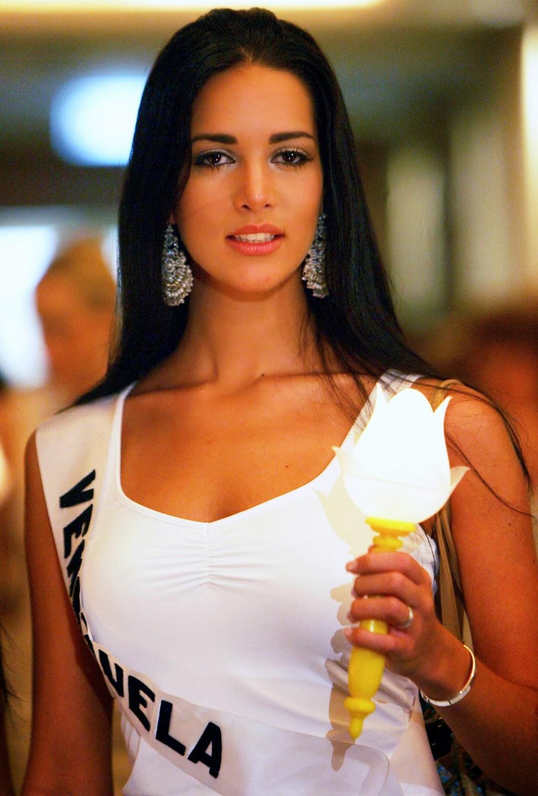 Former, Miss Venezuela, Monica Spear, Husband, Celebrate, Showbiz, Hollywood, Venezuela, 2004, Shoot, Dead, Unrest, Kill, Ex, Competition,
