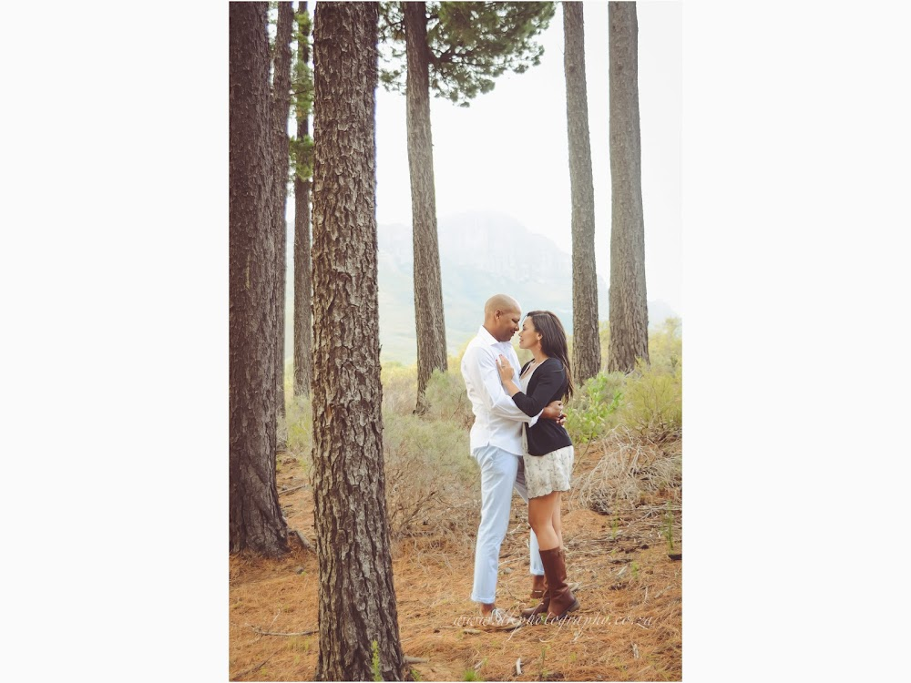 DK Photography BLOGLAST-111 Franciska & Tyrone's Engagement Shoot in Helderberg Nature Reserve, Sommerset West  Cape Town Wedding photographer