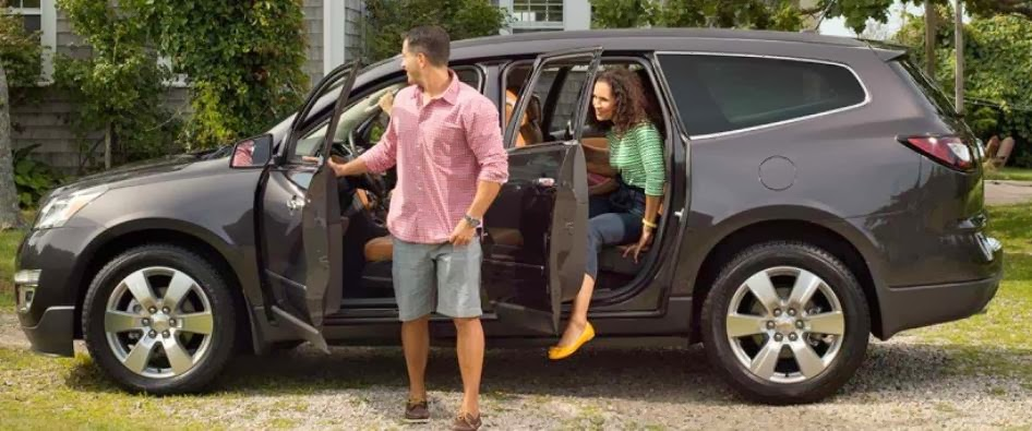 Chevy Impala, Traverse Make KBB.com's 12 Best Family Cars