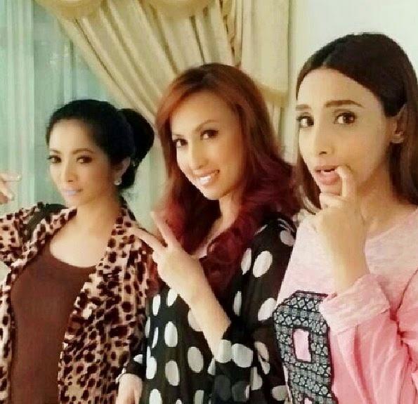 NENEK RANGGI - skrip Siti Solehah - idea proposal - Mama Bella