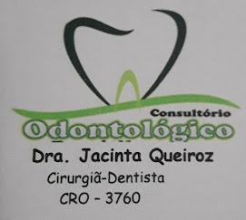 EM RODOLFO FERNANDES: CONSULTÓRIO ODONTOLÓGICO JACINTA QUEIROZ