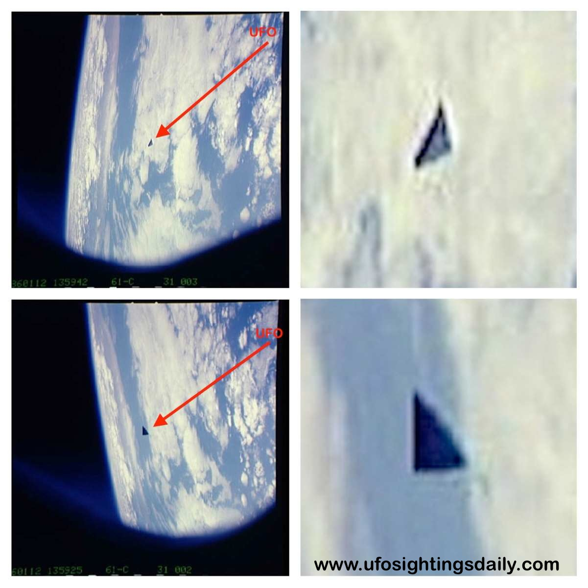 nasa ufos in space - photo #20