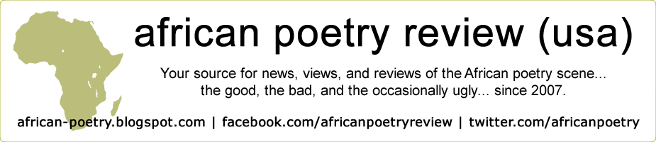 african poetry review (usa)