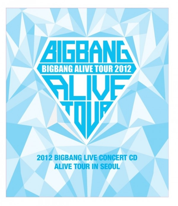 Big Bang Concert CD 'Alive Tour in Seoul'