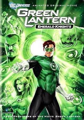 Filme Poster Lanterna Verde: Cavaleiros Esmeralda DVDRip XviD Dual Audio & RMVB Dublado