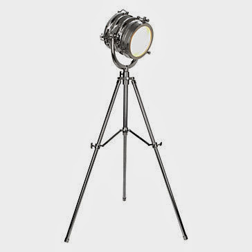 restoration hardware royal master sealight floor lamp | decor look