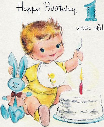 Сценарий первого дня рождения ребёнка. Отмечаем день рождения ребёнка