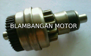 Starter clutch Honda Beat