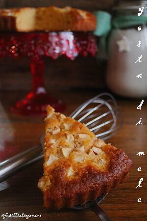 torta di mele semplice e veloce