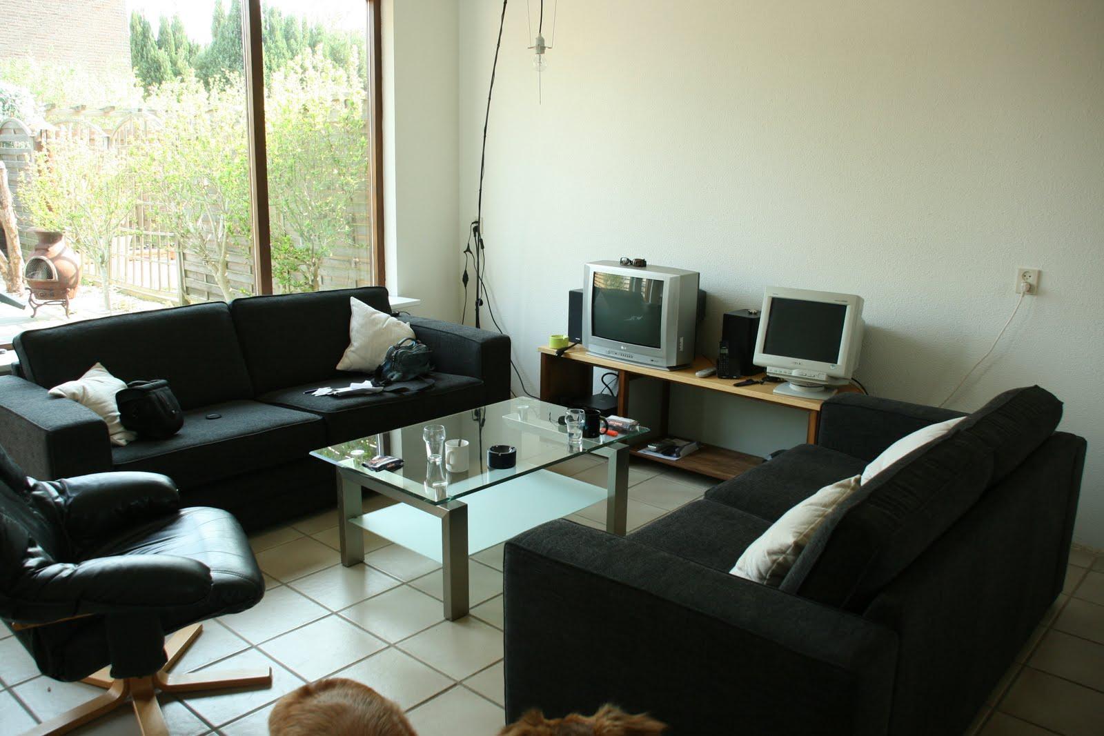 Nieuwe woning april 2011 - Salontafel naar de slaapkamer ...