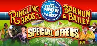 Ringling Bros coupon codes