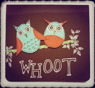 Emotions Xpressed_Two Owls card