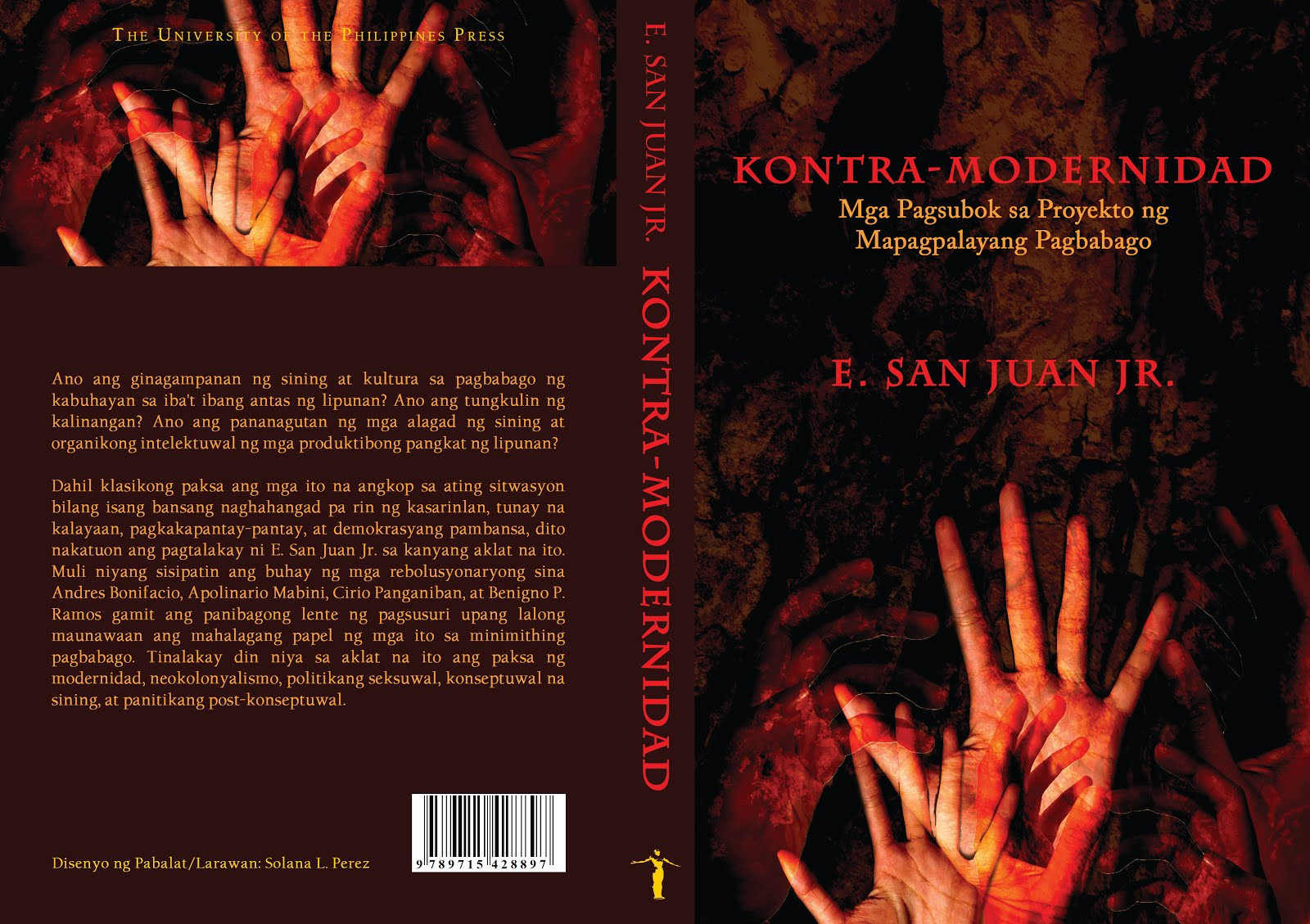 KONTRA-MODERNIDAD (University of the Philippines Press)