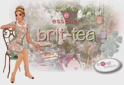 Essence Brit-Tea 2015 pavasaris