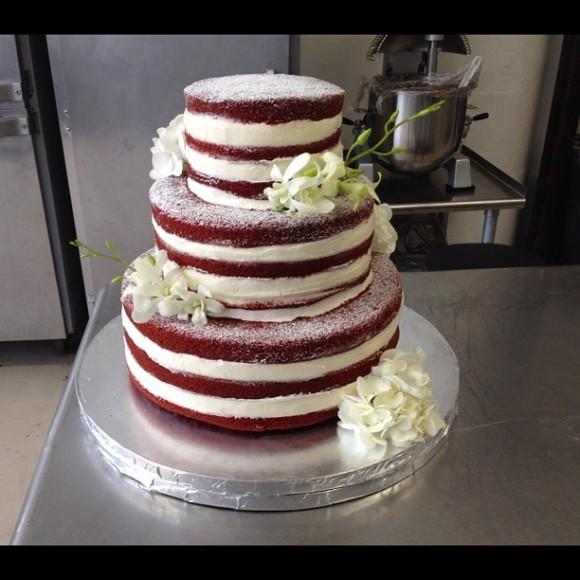 Red Velvette Cake In Dallas Texas