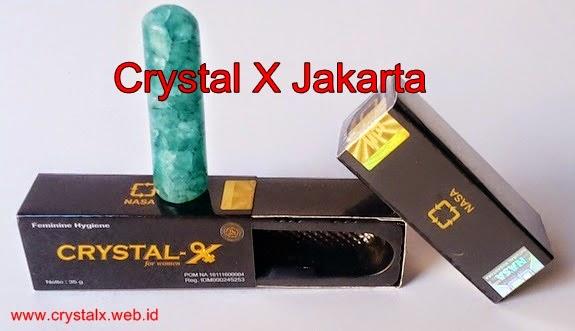 Crystal X Jakarta