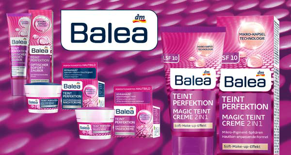 Balea Teint Perfektion Magic Teint Creme 2in1