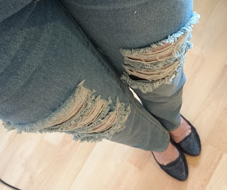 How to style a Boyfriend Jeans - Teil 11: Jeans & Jeans
