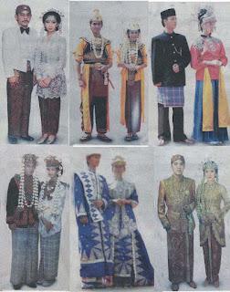 Keberagaman Busana Pengantin di daerah Jawa Barat