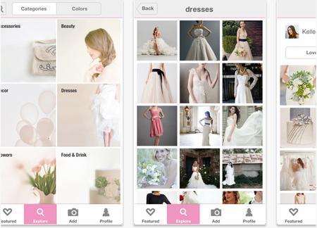 comparte las fotos de tu boda con Loverly Weddings - www.dominioblogger.com