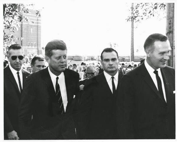 JFK North Dakota, 9/25/63