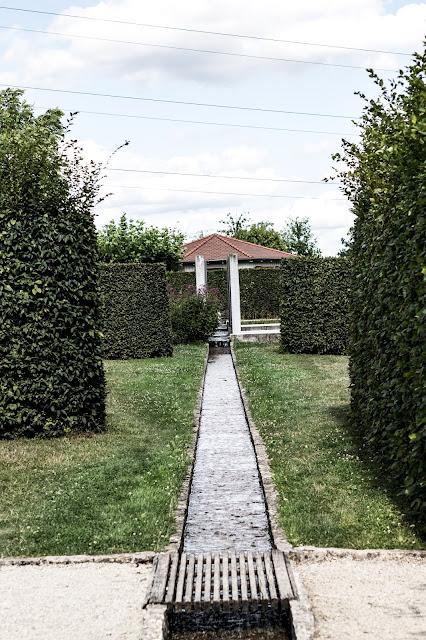 Garten der Sinne, Wasserweg, Garteninspiration