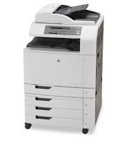 HP Color LaserJet CM6040f Multifunction Printer Driver Download Mac - Win