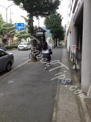 Along Kitayama Street to Shugakuin Villa