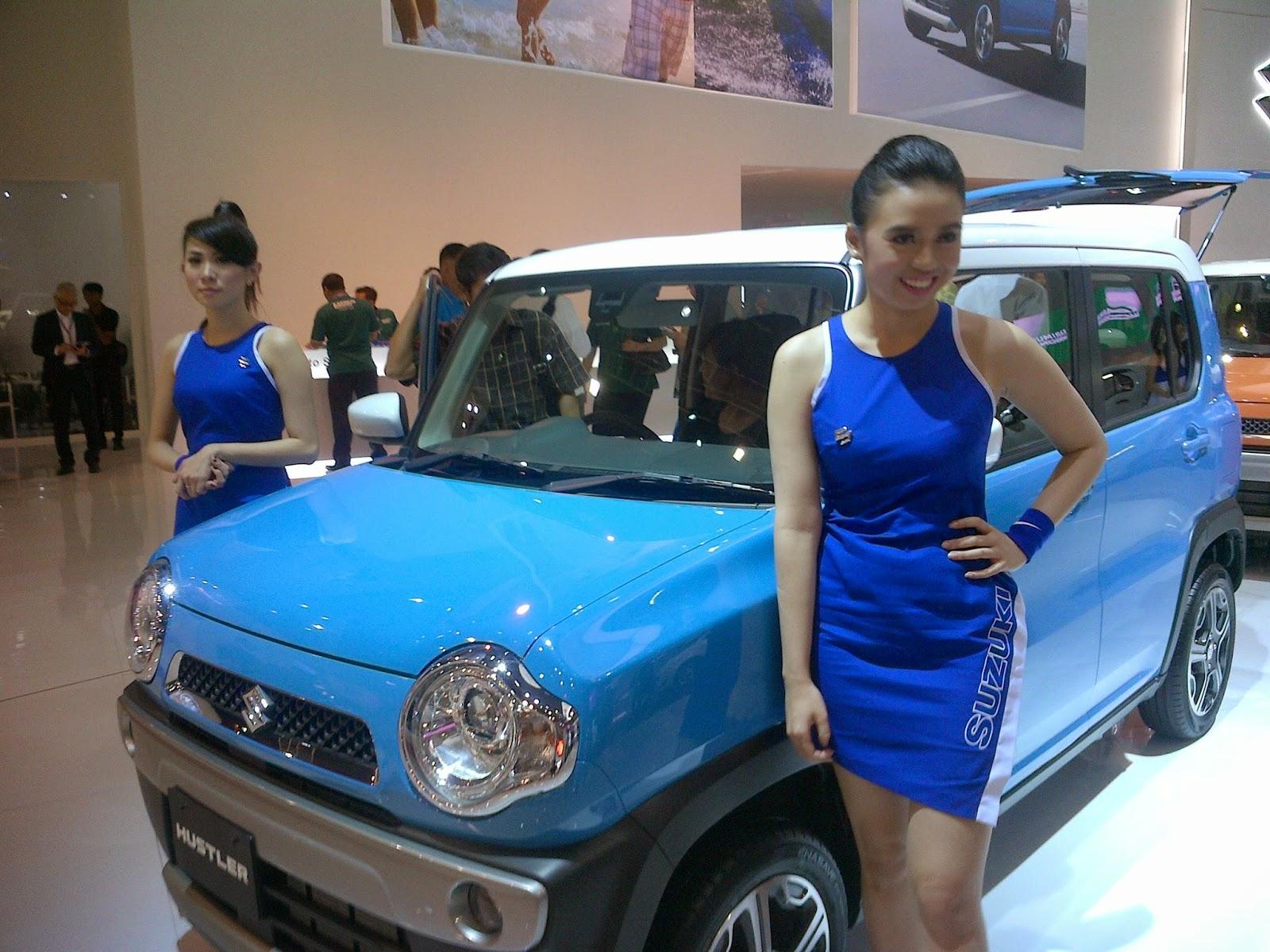 SPG Suzuki Hustler