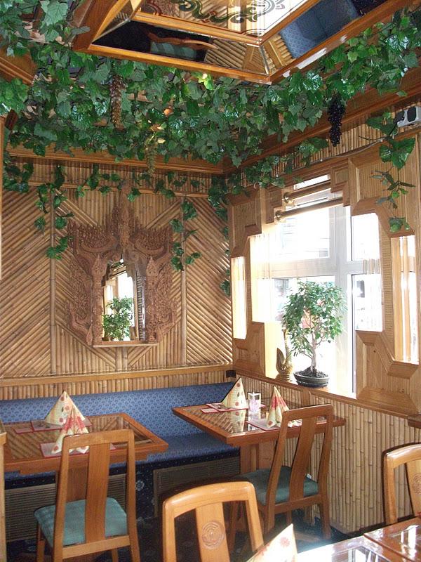 Culinary Adventures In Europe Thai Rainbow Garden B Blingen