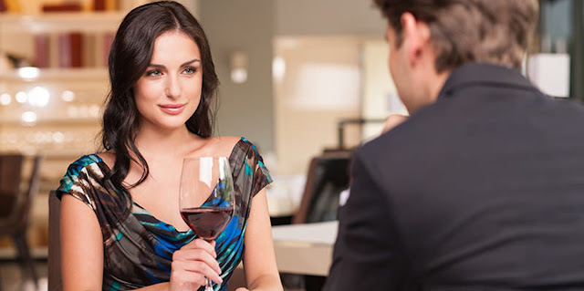 How to impress a women with wine