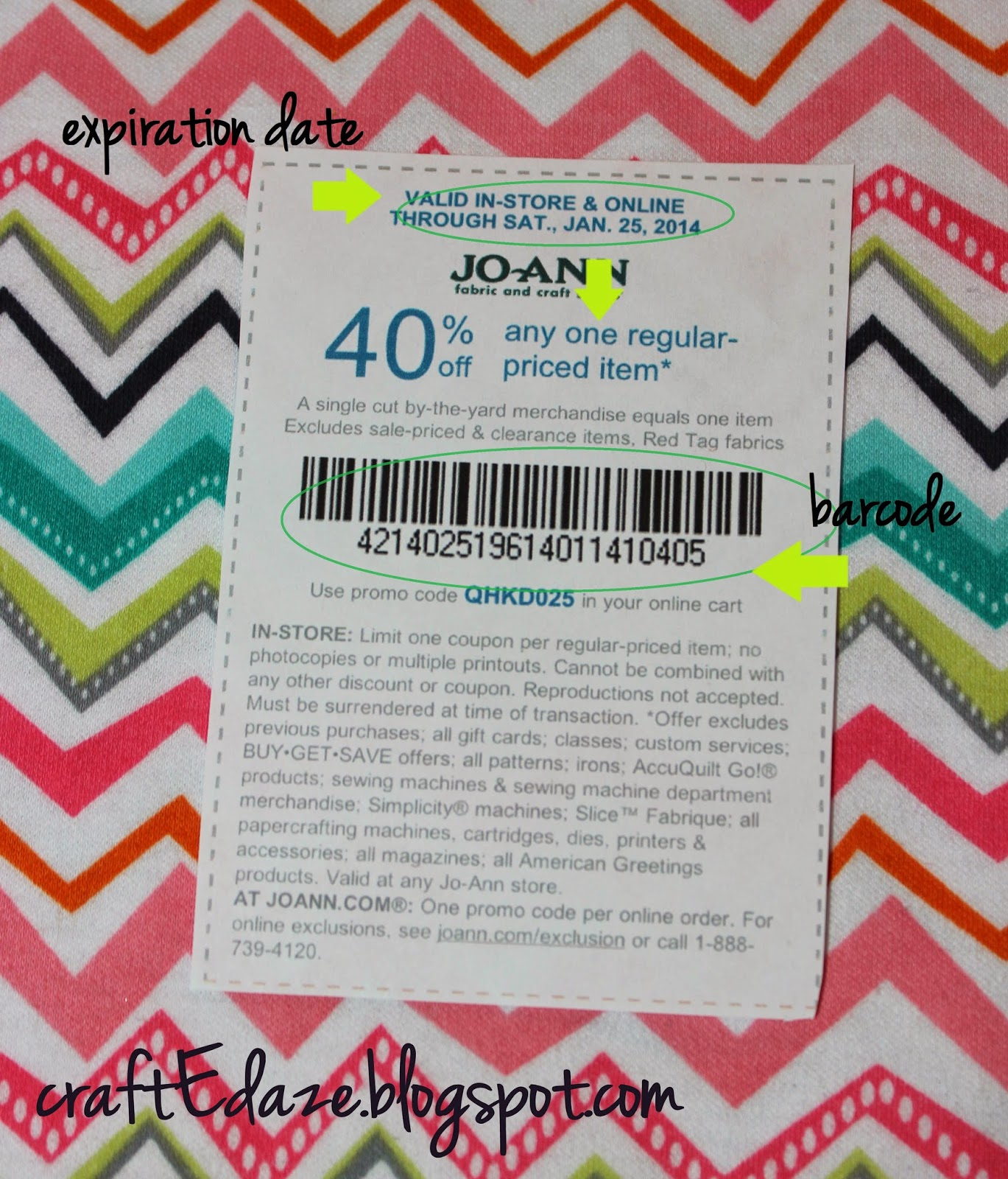 CraftEdaze How To Coupon At JoAnn FabricsNEVER Pay Full Price Again - Download free invoice template online fabric store coupon