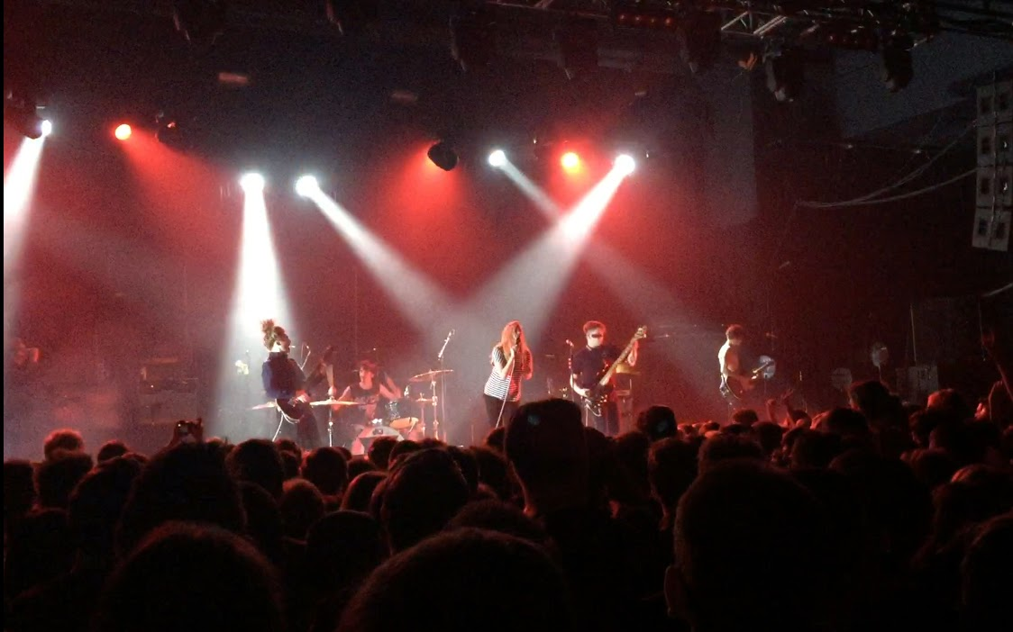 Marmozets Manchester Academy 22nd March 2015