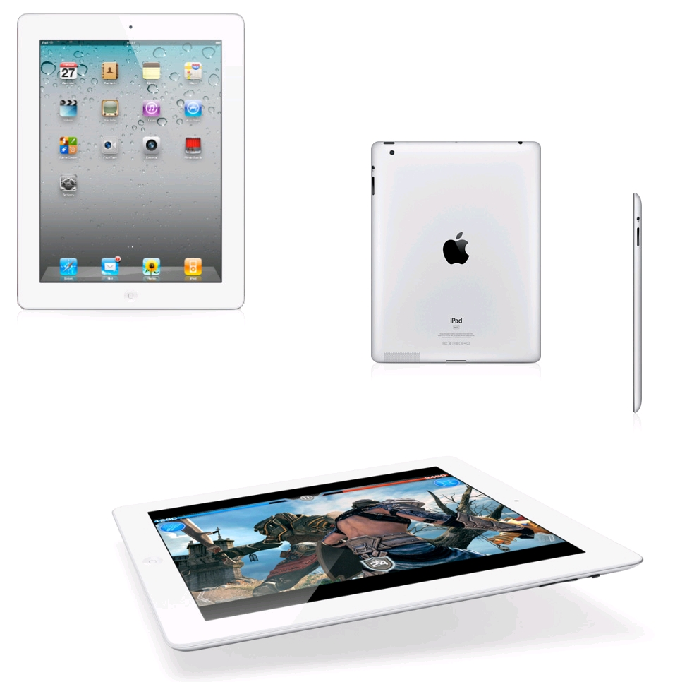 Apple Ipad 2 Launched In India