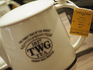 The Comb Hair Studio TWG Tea Geisha Blossom Tea Lunarrive Singapore Lifestyle Blog