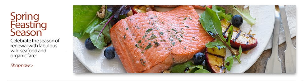 Buy Wild Alaskan Salmon