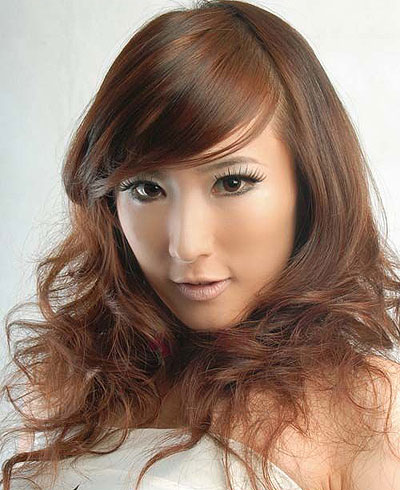 asian teen hairstyle. Asian Girls Haircut Hairstyle