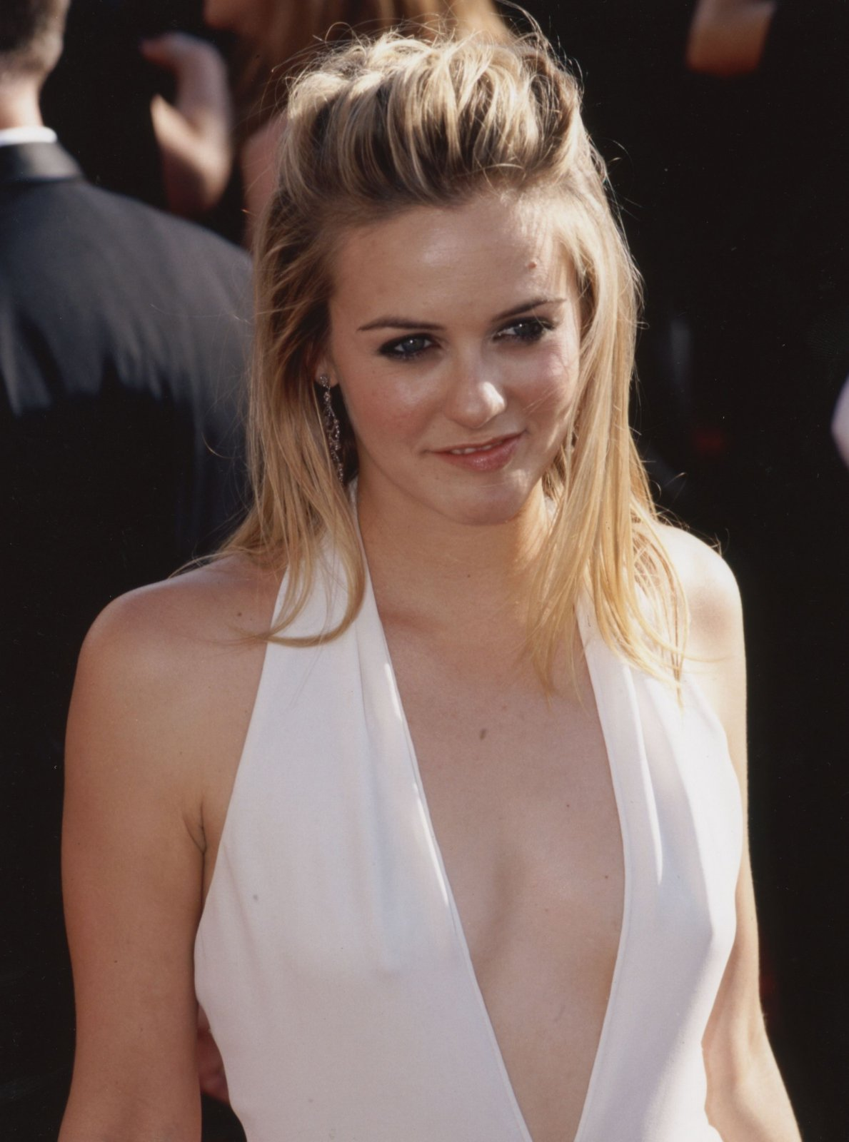 Hollywood Model Alicia Silverstone Wallpapers
