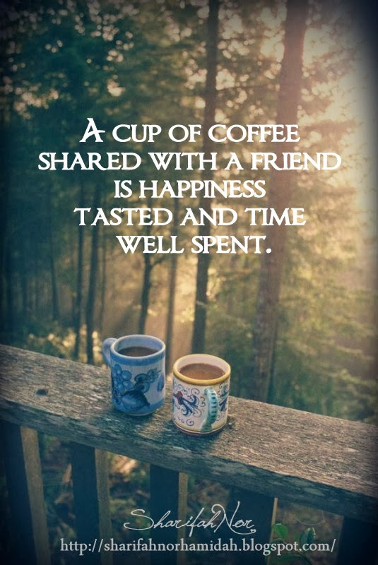 Quotes about friendship and coffee : Friends having coffee quotes quotesgram