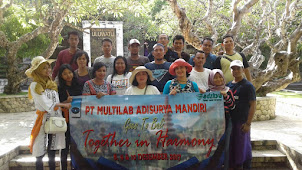 BALI TOUR 08-10 DES 2017 With PT MULTILAB ADISURYA MANDIRI
