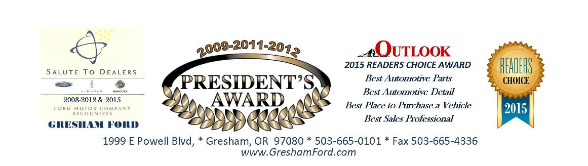 Gresham Ford ~ The Dealer with a Heart!