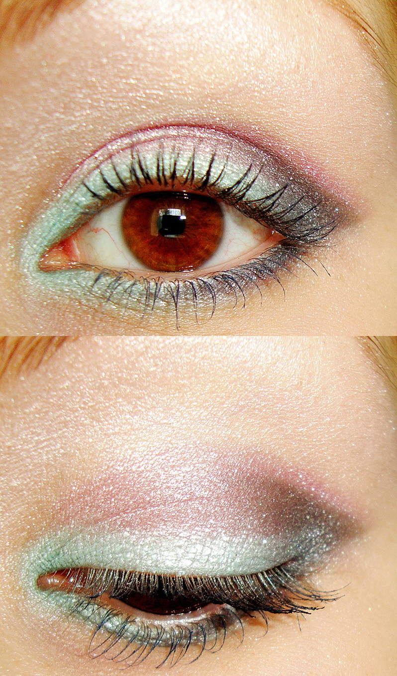 365 Days of Makeup, Brown Eyes, Colorful Makeup, Summer Makeup, Bridal Makeup, glitter